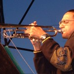 Brownman Ali Montreal Jazz Fest 2001