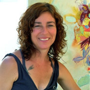 Laurie Skantzos - Artist